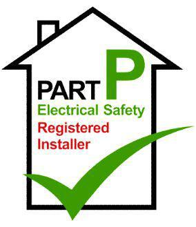 Part P certified installer for Electrical installations