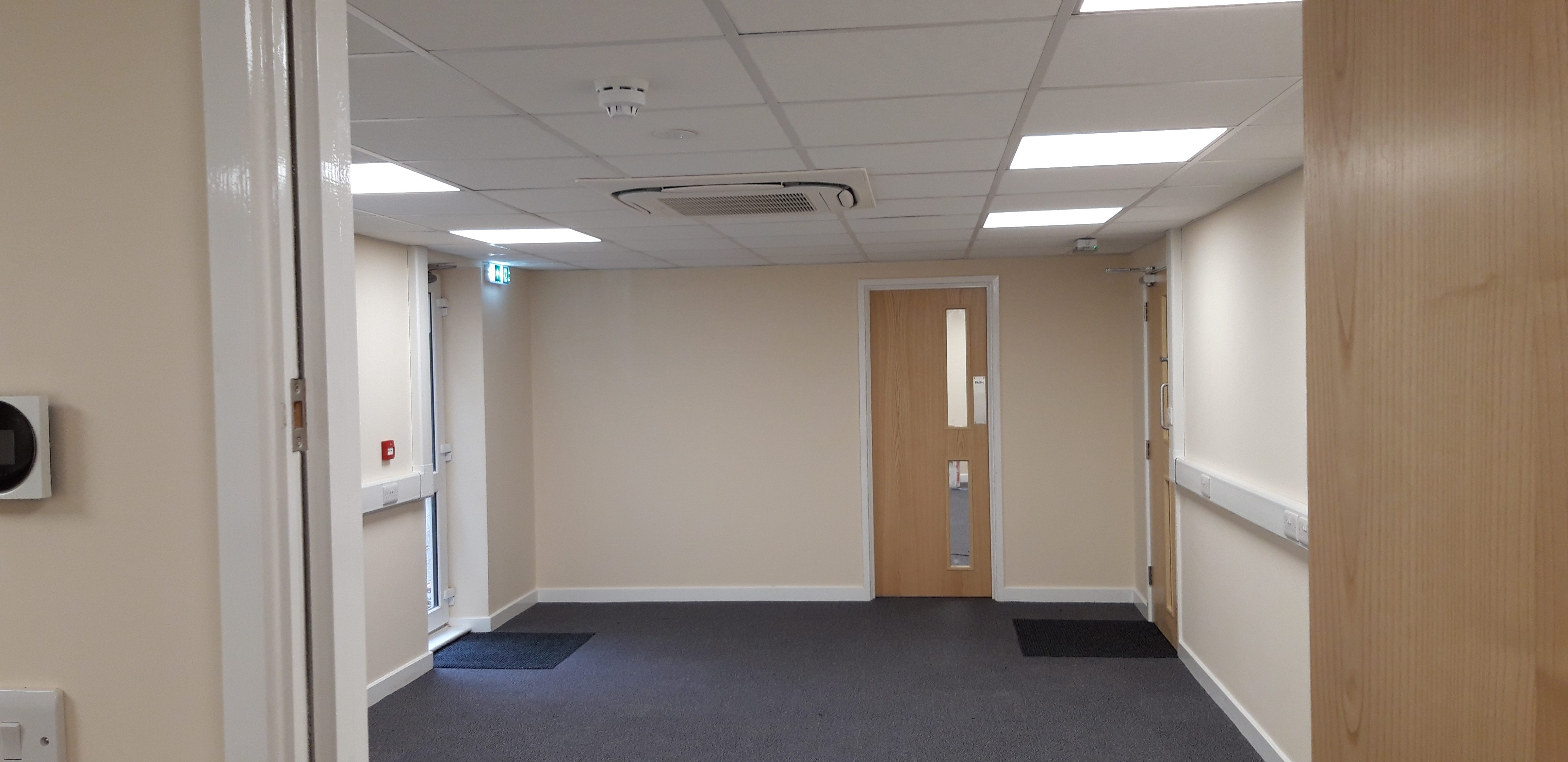 office wiring installations