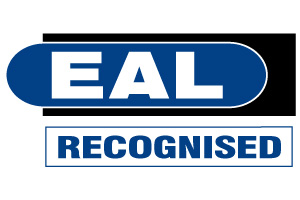 EAL Qualified Electrician logo - Bristol