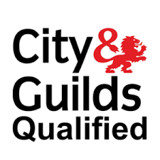 City & Guilds Qualified Electrician logo