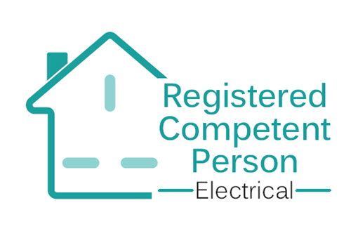 electrical competant persons logo