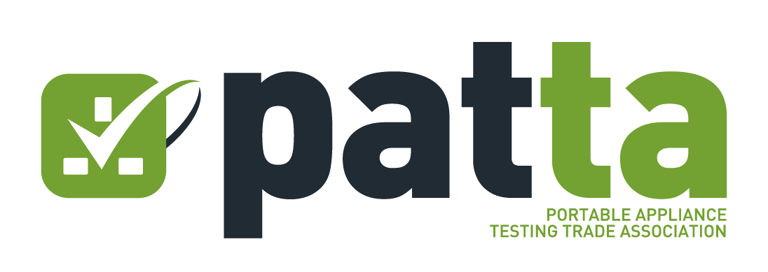 Patta Logo - Portable appliance tester PAT Testing