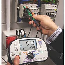 hire a commercial electrician to carry out an electrical report