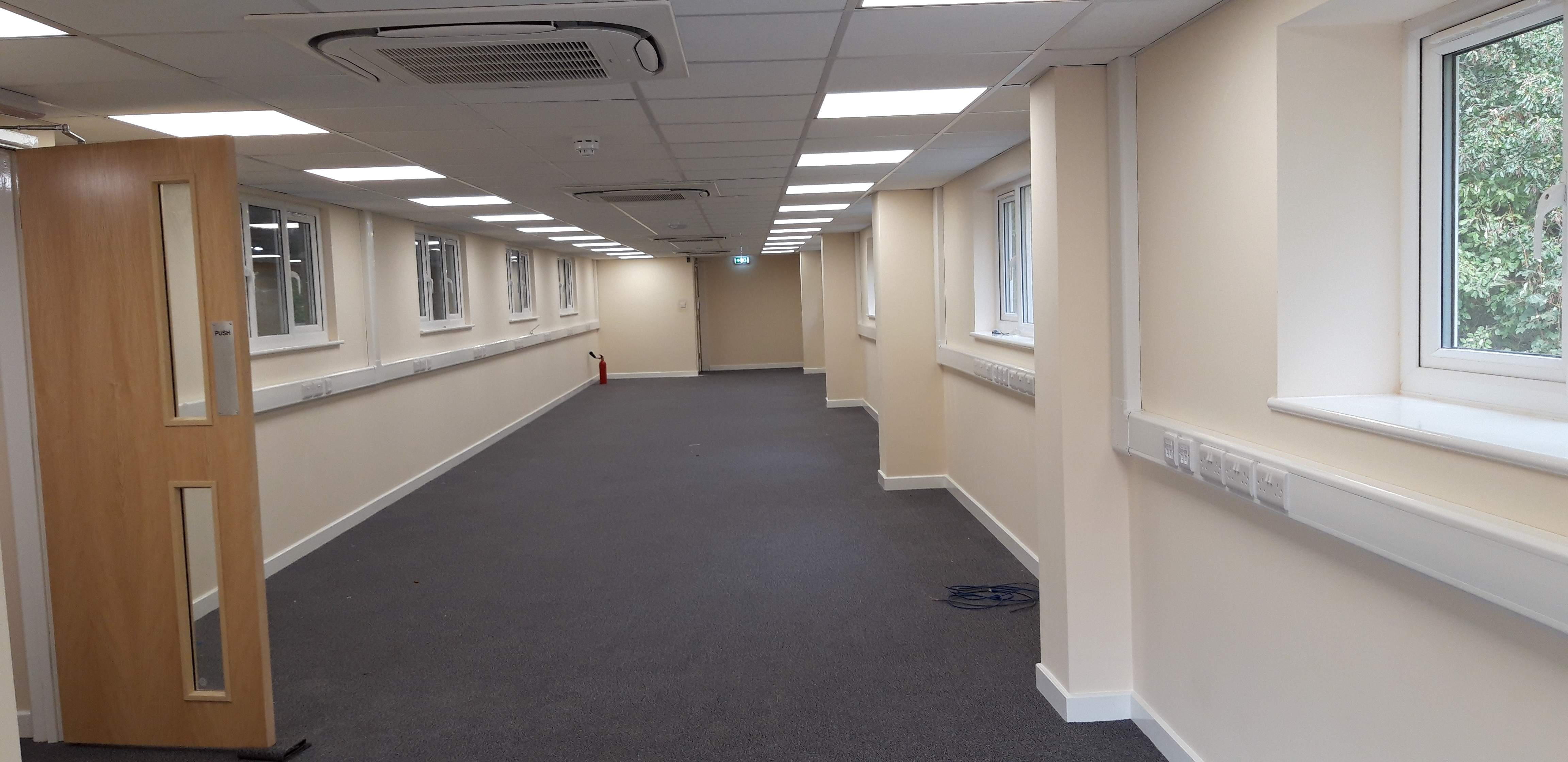 Commercial electrician to rewire my premises in bristol