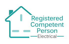registered Electrician in bristol logo